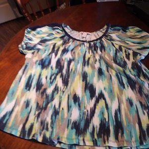 Inspire blouse size PXL